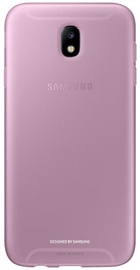 Samsung Alcantara Back Cover For Samsung  Galaxy J7 K730 Pink