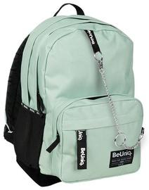 Paso BeUniq Lifestyle School Backpack w/ Belt Bag Mint