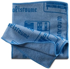 Audums Mopptex Microfibre Cloth Picto, zila, universāli