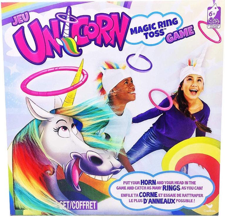 Cardinal Unicorn Magic Ring Toss Game 6044183