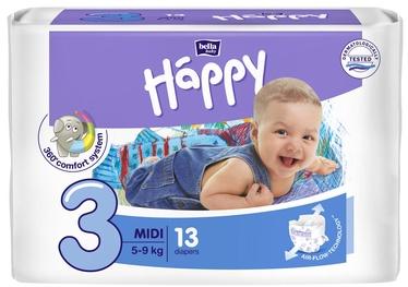 Autiņbiksītes Bella Baby Happy Midi, 3, 13 gab.