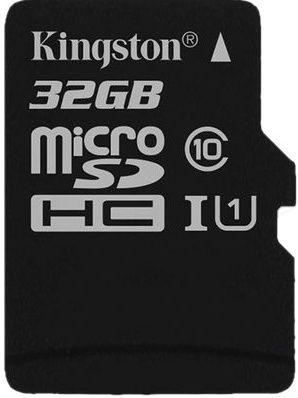 Kingston Canvas Select microSDHC 32GB UHS-I Class 10
