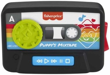Interaktīva rotaļlieta Fisher Price Laugh & Learn Puppy's Mixtape, 1 gab.