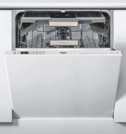 Bстраеваемая посудомоечная машина Whirlpool WIO 3T123 PEF