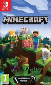 Minecraft incl. Super Mario Mash-Up Pack SWITCH