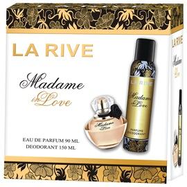Smaržas La Rive Madame In Love 90 ml EDP + 150 ml Dezodorants