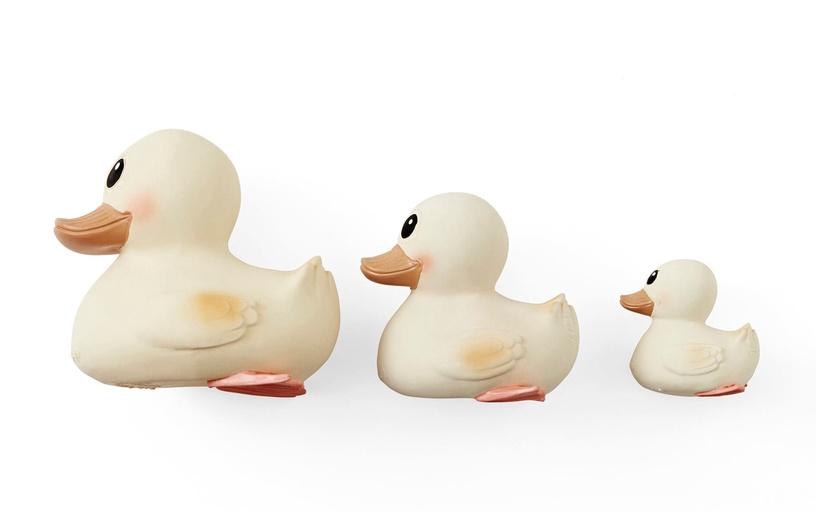 Vannas rotaļlieta Hevea Kawan Rubber Duck Family, 3 gab.
