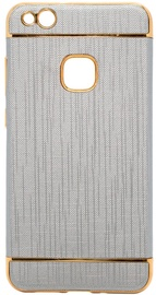 Mocco Exclusive Crown Back Case For Apple iPhone 5/5s/SE Grey