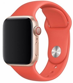 Devia Deluxe Series Sport Band For Apple Watch 44mm Nectarine