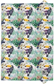 Ceba Baby Foldable Travel Mat Flora & Fauna Tucan