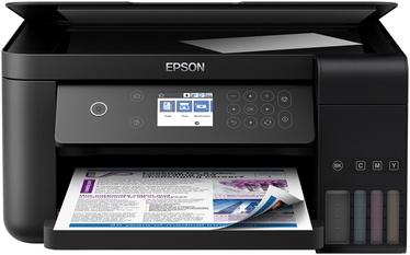 Daudzfunkciju printeris Epson EcoTank ITS L6160, tintes, krāsains