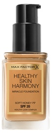 Max Factor Healthy Skin Harmony Miracle Foundation SPF20 30ml 77