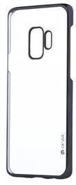 Devia Glitter Soft Back Case For Samsung Galaxy S9 Plus Transparent/Black