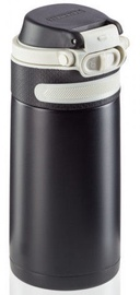 Leifheit Flip Insulated Mug 350ml Black
