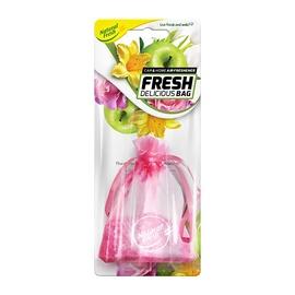 Auto gaisa atsvaidzinātājs Natural Fresh Scented Pouch Be Delicious,15g