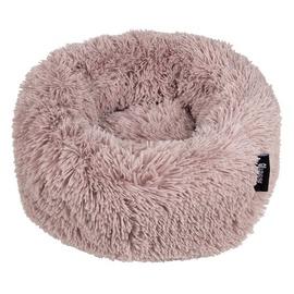 Кровать для животных District 70 Fuzz Sand S, песочный, 450 мм x 450 мм
