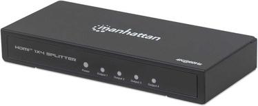 Manhattan 4K 4-Port HDMI Splitter