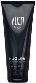 Thierry Mugler Alien Man Hair And Body Shampoo 200ml