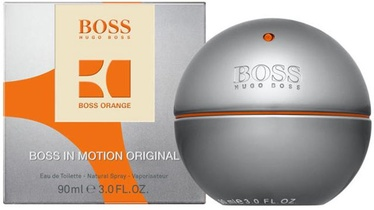Tualetes ūdens Hugo Boss Boss in Motion 90ml EDT