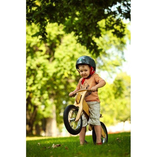 Балансирующий велосипед MGS FACTORY DipDap Mini Red Seat