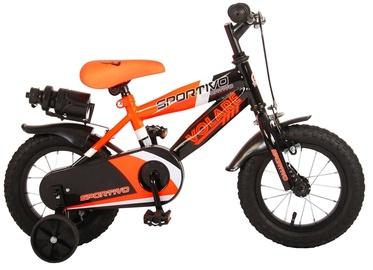 "Bērnu velosipēds Volare Sportivo 2032, oranža, 12"""
