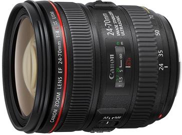 Objektīvs Canon EF 24-70/4L IS USM, 600 g