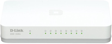 D-Link Switch DGS-1008A/D Unmanaged