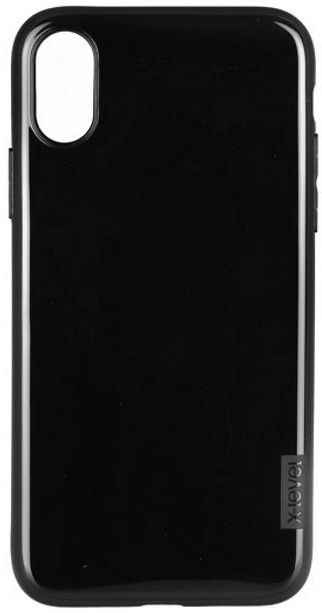 X-Level Anti-Slip Soft And Delicate Touch Back Case For Samsung Galaxy S9 Plus Black