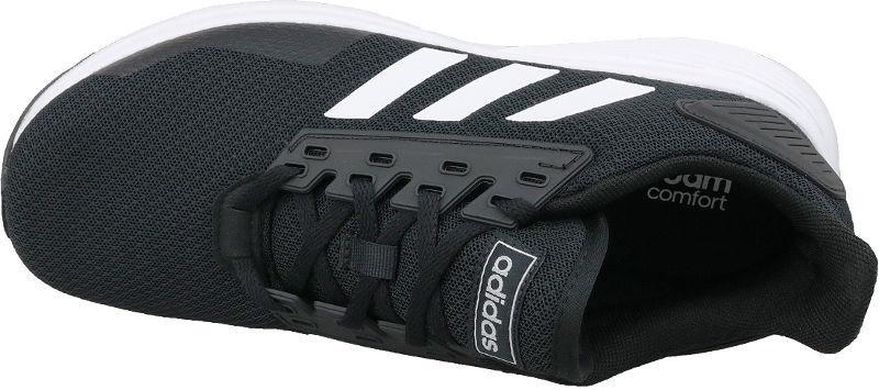 Adidas Duramo 9 BB7066 Black White 43 1/3