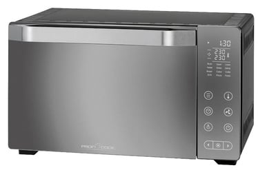 ProfiCook PC-MBG 1186 Multi Oven Black