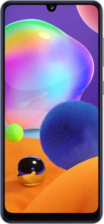 Mobilais telefons Samsung Galaxy A31 Blue, 64 GB