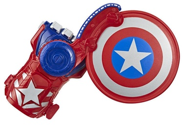 Hasbro Marvel Avengers Nerf Power Moves Captain America Shield E7375