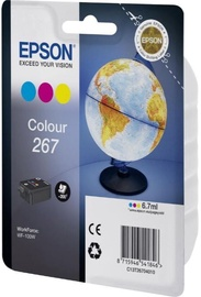 Epson 267 Cartridge Cyan Magenta Yellow