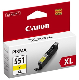 Canon CLI-551XL Yellow