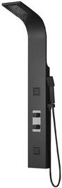 Стенка для душа Vento Tivoli ES001-B