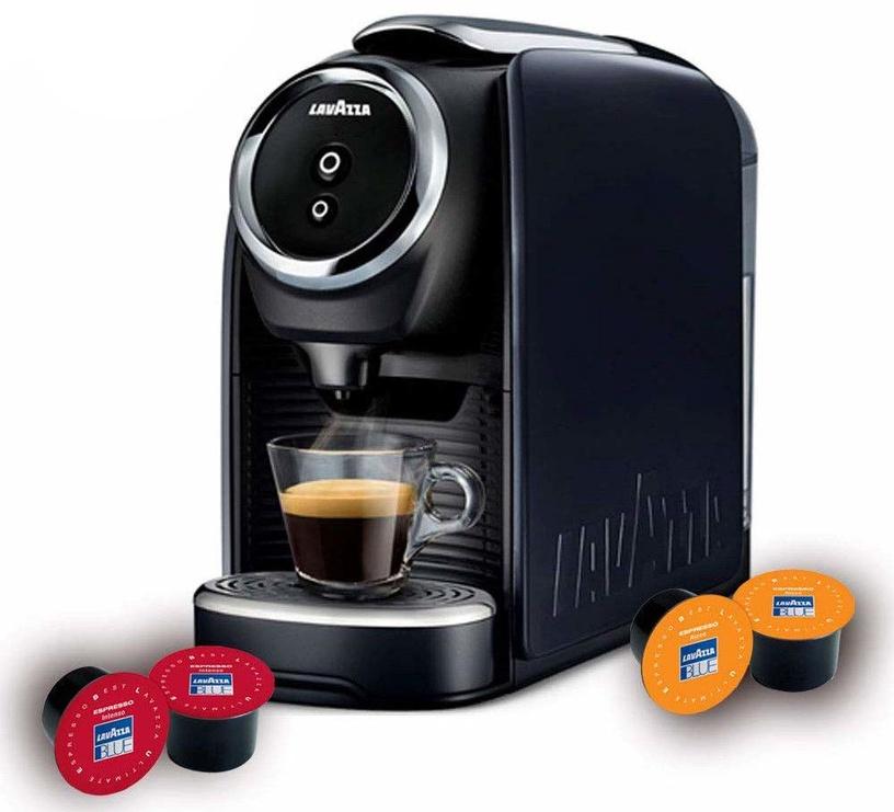 Kapsulas kafijas automāts Lavazza Blue LB300 Classy Mini, zila/melna