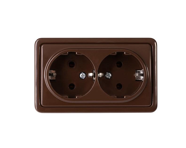 Vilma Electric SL Plus 250 RP16-021 Socket Brown