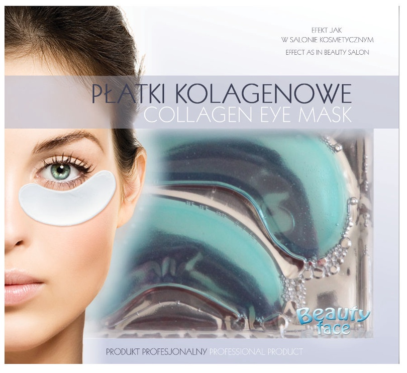BeautyFace Deep Sea Algae Hydrating Eye Patch