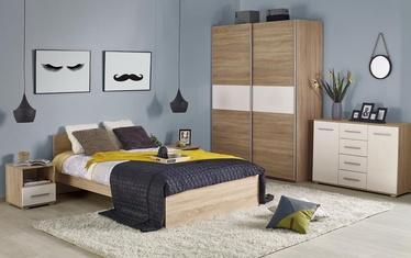 Кровать Halmar Lima Sonoma Oak, 120 x 200 cm