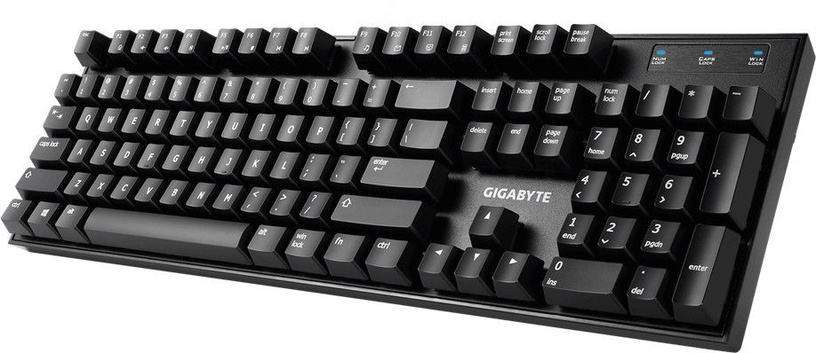 Игровая клавиатура Gigabyte Force K81 Kailh Blue EN