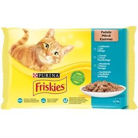Konservi kaķiem Friskies, 4x85g