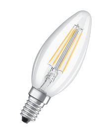 LAMPA LED FILAM B35 4W E14 2700K 470LM