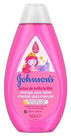Шампунь Johnson's Shine Drops, 500 мл
