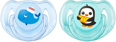 Philips Avent Classic Pacifiers 2pcs 6-18 SCF 169/37