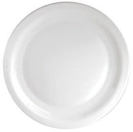 Šķīvs Bormioli Performa Plate White 15cm