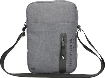 4F Shoulder Bag H4Z19 TRU060 Grey
