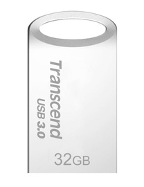 USB флеш-накопитель Transcend JetFlash 710 Metallic, USB 3.0, 32 GB