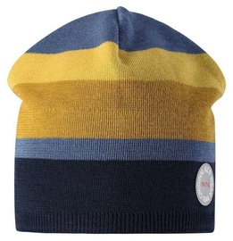 Reima '18 Nebula Kids Hat 528540-698A Blue/Yellow 56