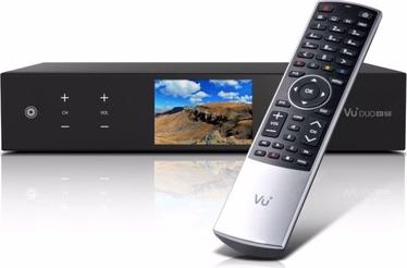 Digitālais uztvērējs VU+ 13610-574, 45 cm x 31 cm x 12 cm, melna