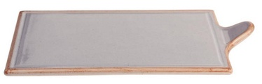 Porland Seasons Cheese Serving Plate 30x18.1cm Grey